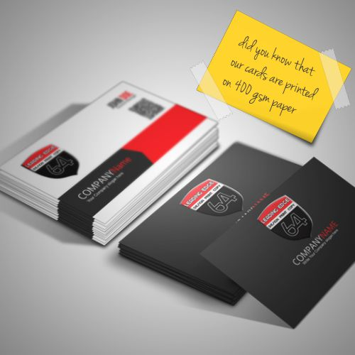 Business Cards 100 Units