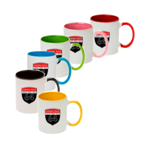 Mug Inner and Rim Colour