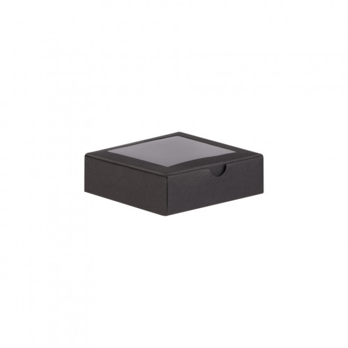 Black Square Window Box